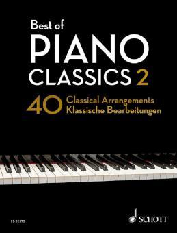 Best of Piano Classics 2Standard