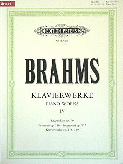 Klavierwerke in 5 Bänden, Band 4