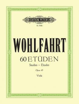 60 Etüden op. 45