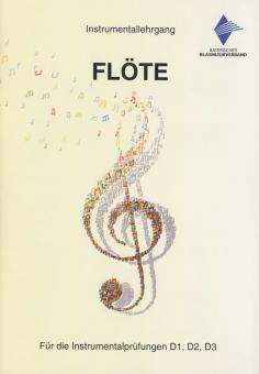 D-Literatur: Instrumentallehrgang Flöte - Neuausgabe 2018