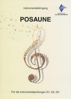D-Literatur: Instrumentallehrgang Posaune - Neuausgabe 2018