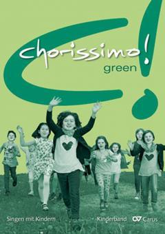 chorissimo! green - Chorbuch, editionchor