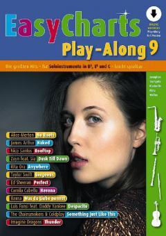 Easy Charts Play-Along 9