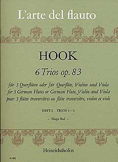 6 Trios op. 83 Band 1