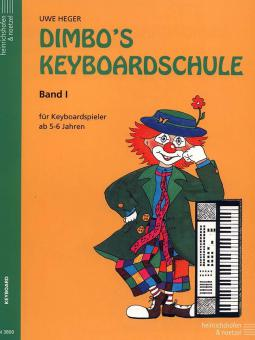 Dimbo's Keyboardschule Band 1