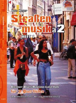 Straßenmusik à 2 Heft 1