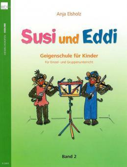Susi und Eddi Band 2