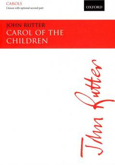 Carol Of The Children