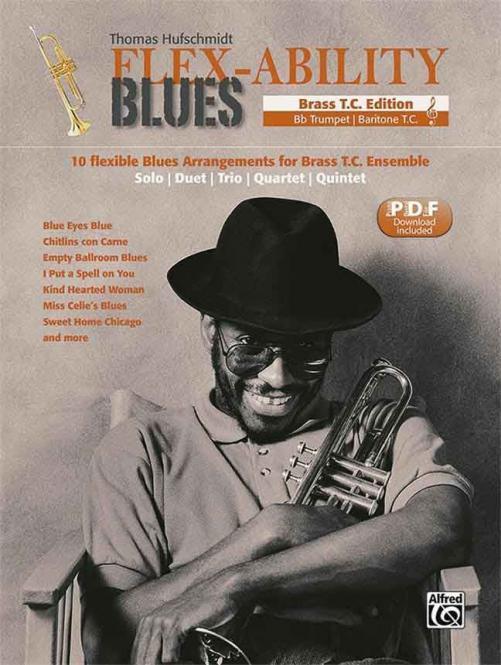 Flex-Ability Blues - Brass T.C. Edition