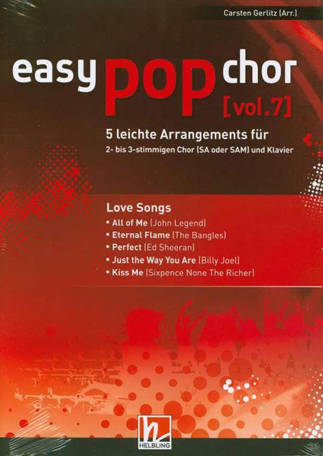 Easy Pop Chor 7: Love Songs