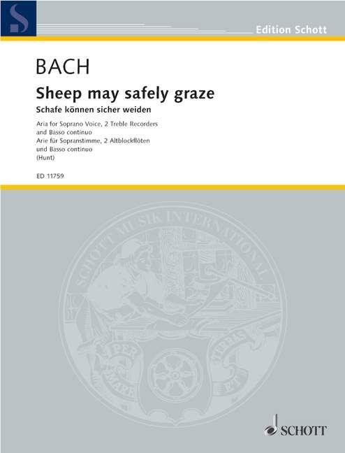Schafe können sicher weiden BWV 208 Download