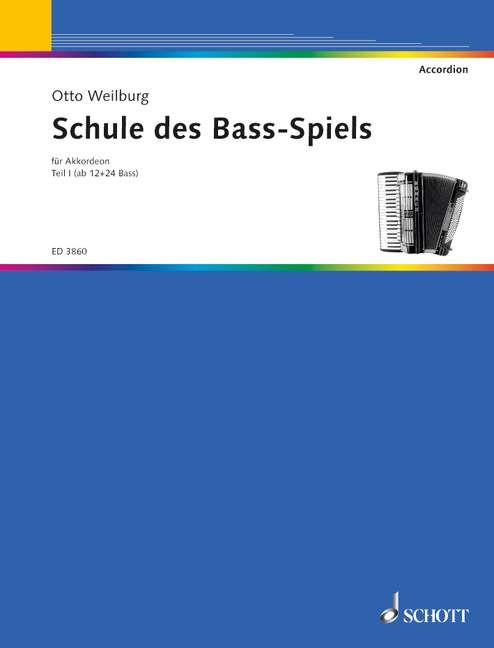 Schule des Bassspiels Teil 1 Download