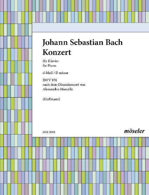 Konzert d-Moll BWV 974 Download