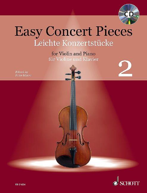Leichte Konzertstücke 2 Download