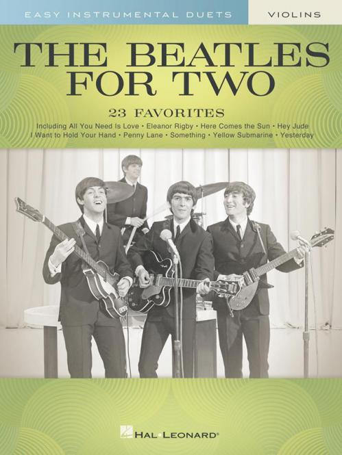 The Beatles for 2 Violins