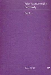 Paulus op. 36 - Partitur (Leinen)