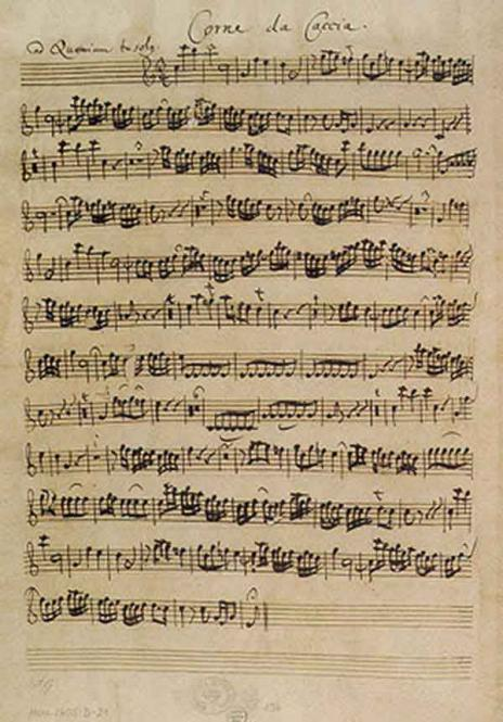 Quoniam tu solus sanctus aus der Missa in h-Moll