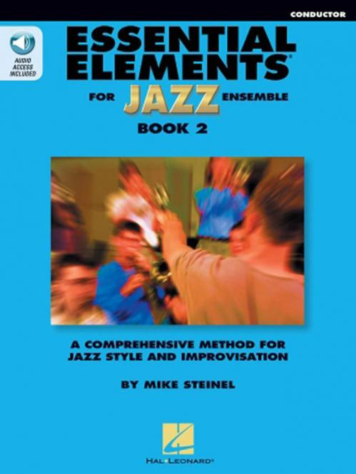 Essential Elements for Jazz Ensemble Book 2 - Conductor