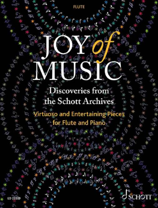 Joy of Music - Discoveries from the Schott Archives Standard
