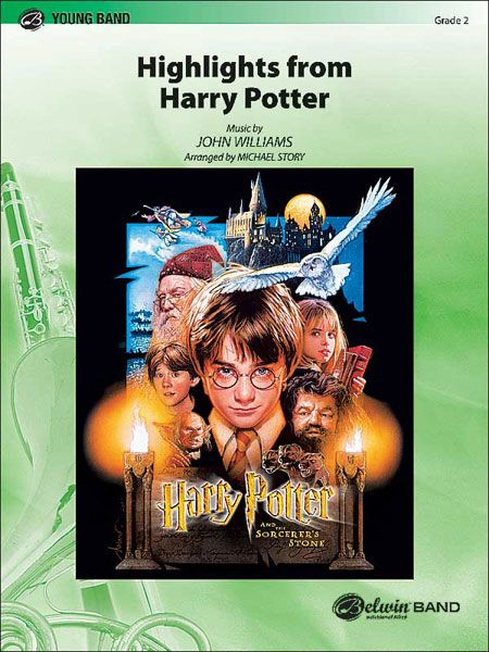Harry Potter Highlights From