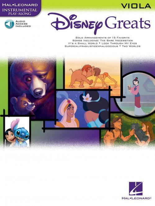 Disney Greats Viola