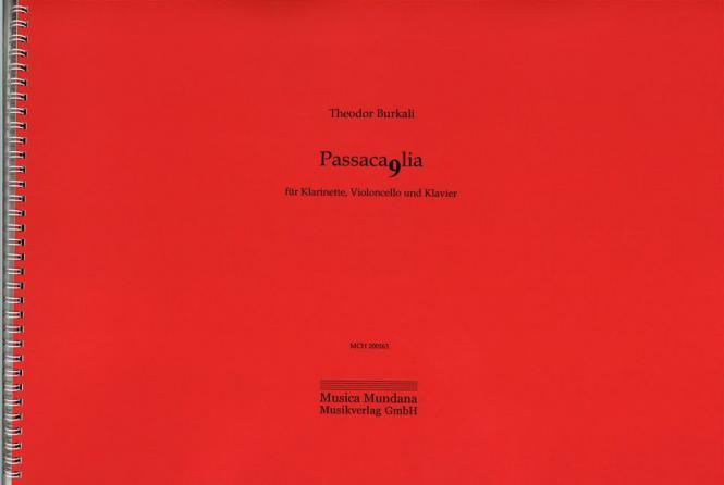 Passaca9lia - Passacaglia