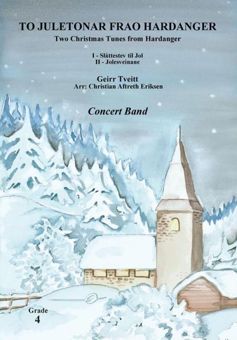 2 Christmas Songs from Hardanger