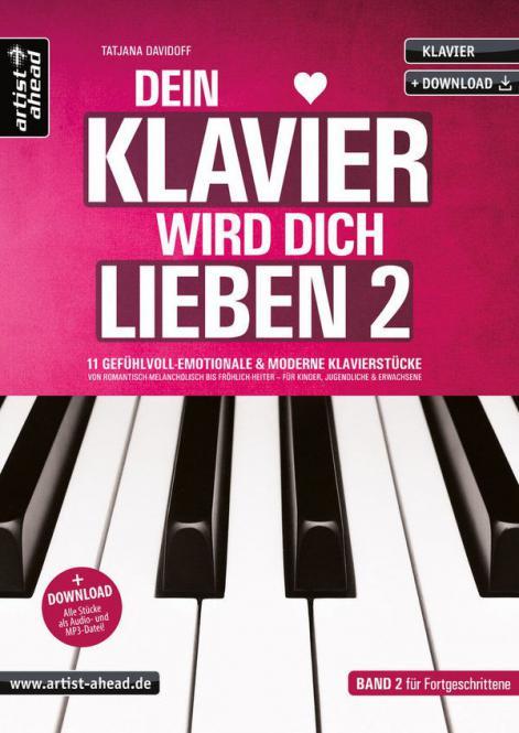 Dein Klavier wird Dich lieben 2
