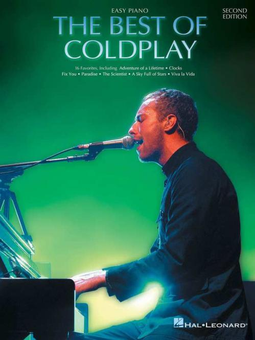 The Best Of Coldplay Easy Piano