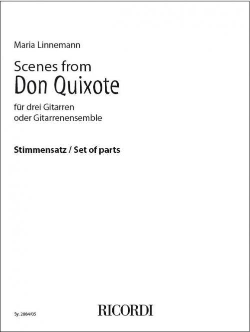 Scenes From Don Quixote