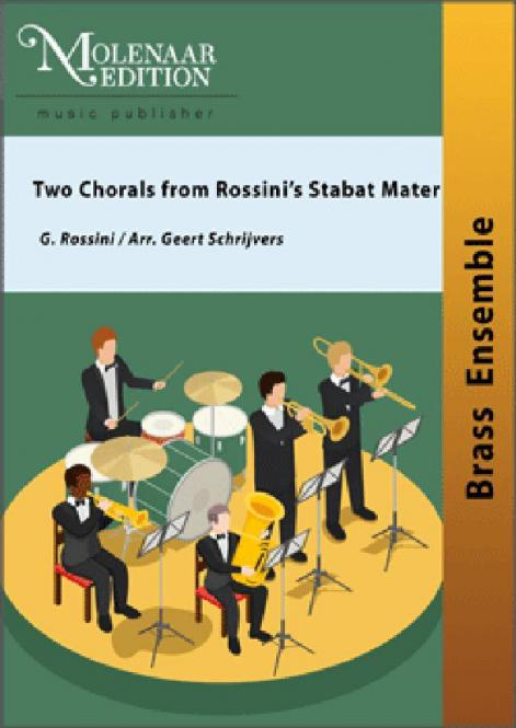 2 Chorals from Rossini's Stabat Mater