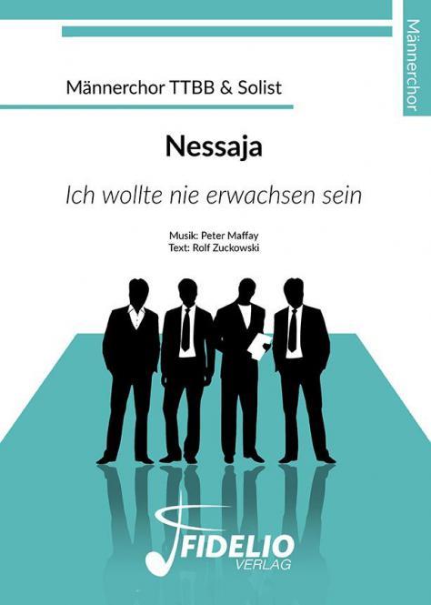 Nessaja - Ich wollte nie erwachsen sein