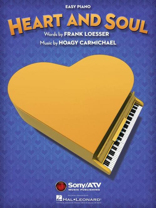Heart And Soul Easy Piano Sheet