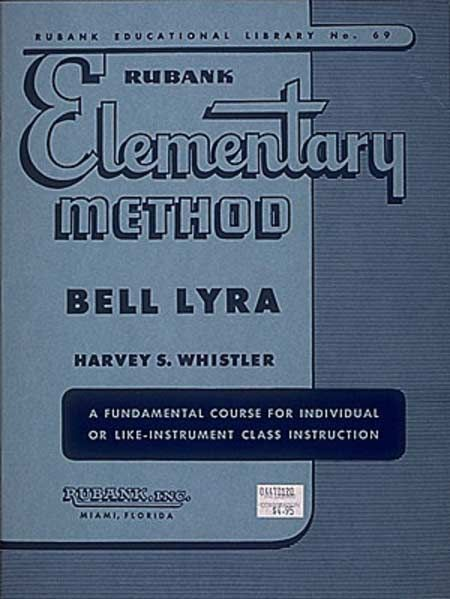 Rubank Elementary Method Bell Lyra