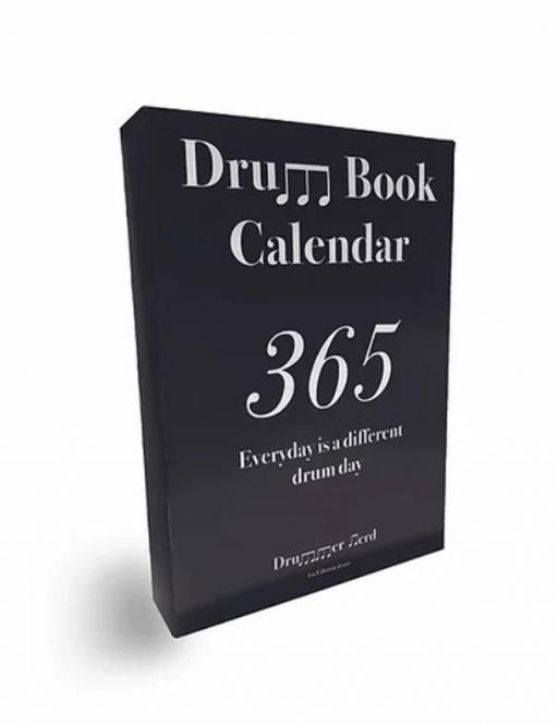 Drum Book Kalender 365