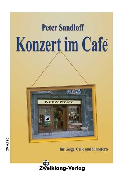 Konzert im Café
