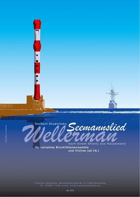 Wellerman (Seemannslied) - Die Blockflötenfamilie stellt sich vor
