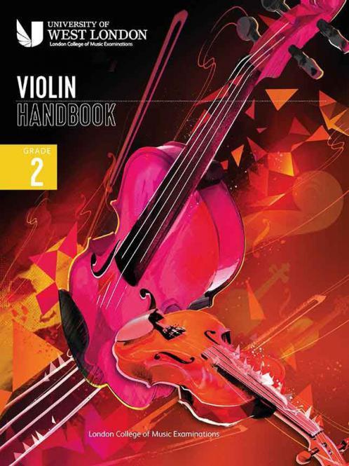 LCM Violin Handbook 2021: Grade 2