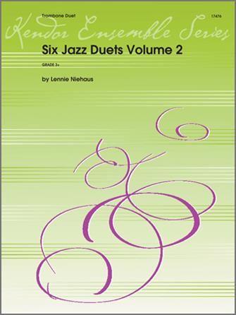 6 Jazz Duets Vol. 2