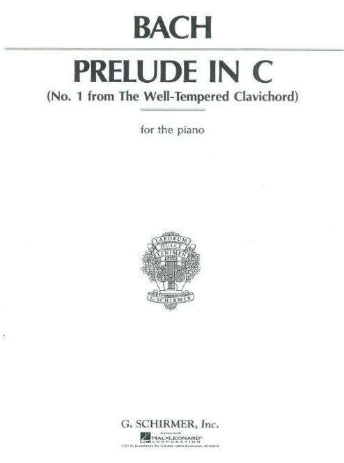 Präludium Nr. 1 in C-Dur