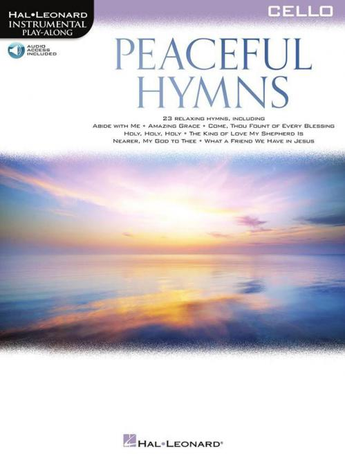 Peaceful Hymns for Cello