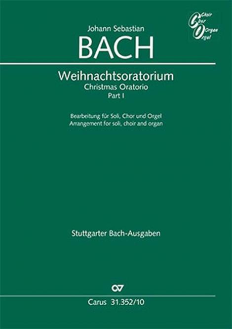Weihnachtsoratorium BWV 248 - Teil 1
