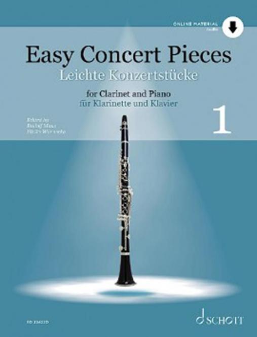 Leichte Konzertstücke 1