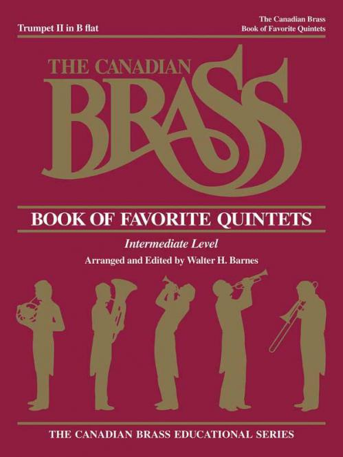 The Canadian Brass Book Of Favorite Quintets