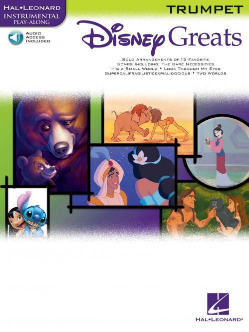 Disney Greats Trumpet