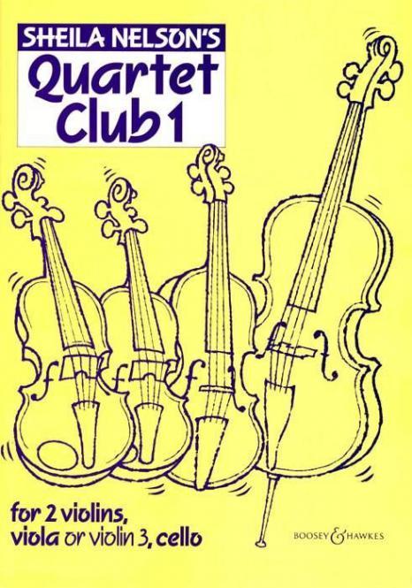 Quartet Club 1