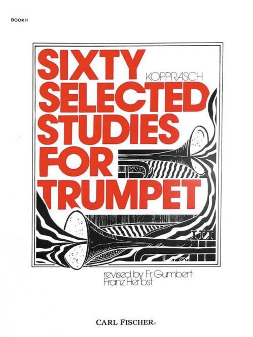 60 Selected Studies for Trumpet Book 2