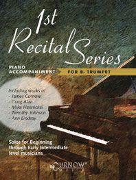 1st Recital Series - for Bb Trumpet