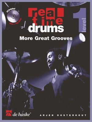 Real Time Drums more great grooves