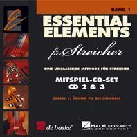 Essential Elements für Streicher - Mitspiel-CD-Set